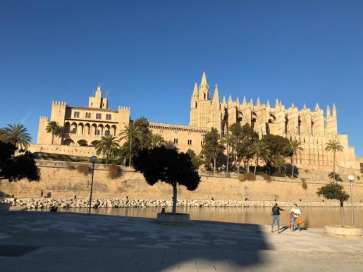 La Catedral de Mallorca, un reclamo.