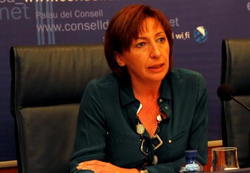 Margalida Roig, en una imagen de archivo.