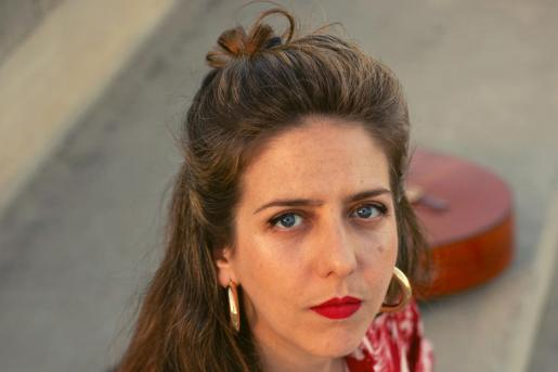 Fotografía de la cantante, Ana Martí.