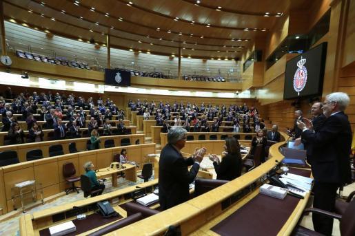 Imagen del interior del Senado