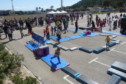 Imagen de la Fira Capdepera Activa celebrada el pasado año.