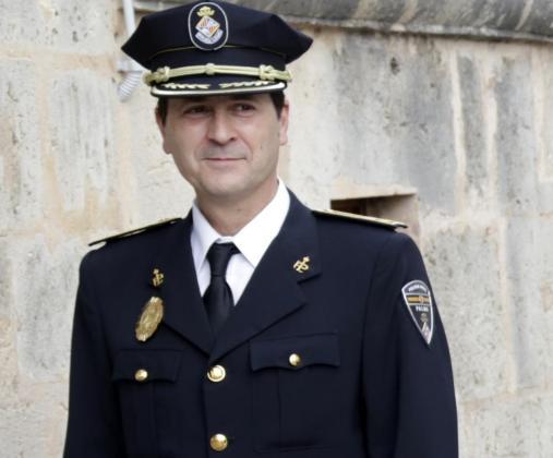 Antoni Morey, exjefe de la Policía Local de Palma.