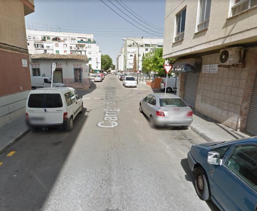 Imagen la calle Francesc Julià de Palma.