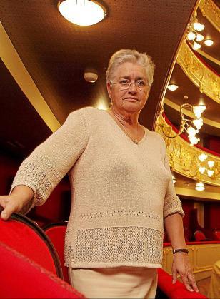 Margalida Moner, en una imagen de archivo.