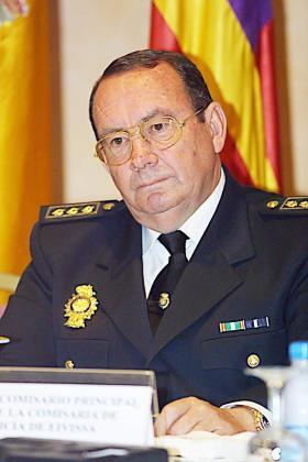 Imagen de archivo del ex comisario Ángel Marí.