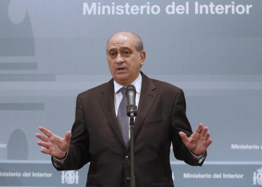 El nuevo ministro de Interior, Jorge Fernández Díaz.