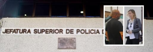 Detenidos otros dos policías de Blanqueo por las filtraciones en el 'caso Cursach'.