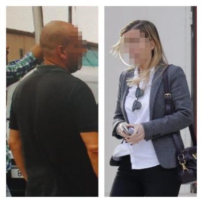Dos de los policías de Blanqueo detenidos por las filtraciones en el 'caso Cursach'.