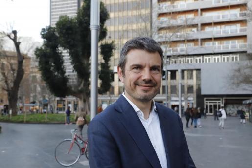 Marc Pérez-Ribas es el candidato de Ciudadanos al Govern.