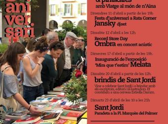 Rata Corner celebra en abril su tercer aniversario repleto de actividades