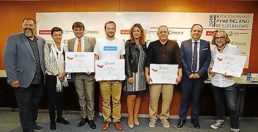 Premios Pyme de la Cambra.