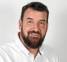 Sebastià Aguiló, candidato de Ciudadanos.