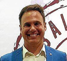 Jaume Bestard, candidato del PI a la alcaldía de Sóller.