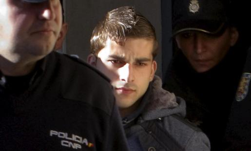 Miguel Carcaño, asesino confeso de Marta del Castillo, en una imagen de archivo.