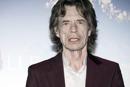 El cantante británico Mick Jagger.
