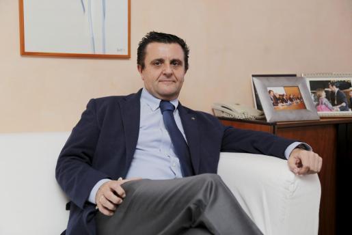 Aurelio Vázquez, en una imagen de archivo.