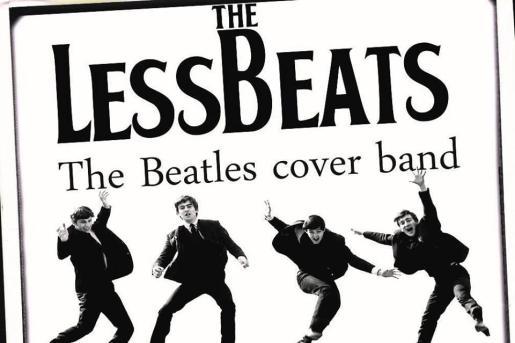 La banda de versiones de The Beatles, en La Movida.