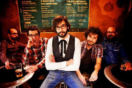 La banda mallorquina Son & The Holy Ghosts