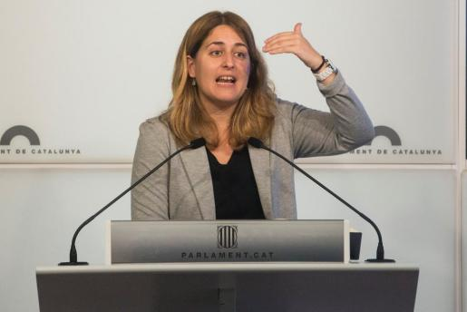 La excoordinadora del PDeCAT Marta Pascal ha dejado la puerta abierta a la creación de un nuevo partido político al margen del expresidente de la Generalitat.