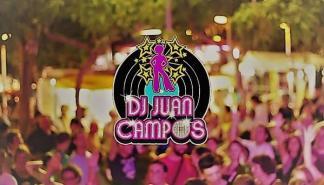 Dj Juan Campos estará en La Movida para dar lo mejor de los años 60 y 70