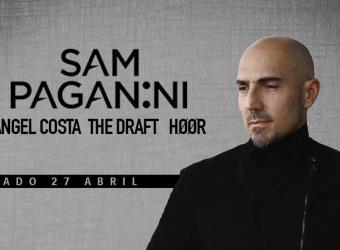 Noche de techno en Es Gremi con el internacional Sam Paganini