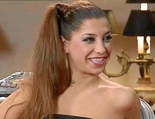 Carla Cruz en un momento del programa de Cuatro emitido la noche del pasado lunes.