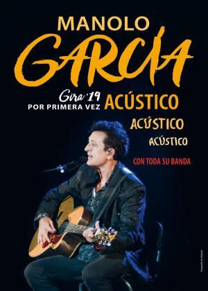 Gira 'Acústico 2019' de Manolo García.