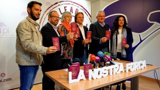 La formación regionalista plantea conseguir un Régimen Especial para Baleares (REB) «de verdad».