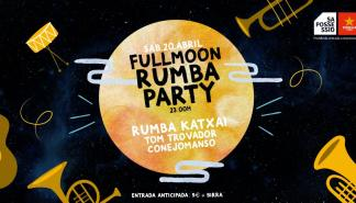 Noche de rumba en Sa Possessió con Fullmoon Rumba Party