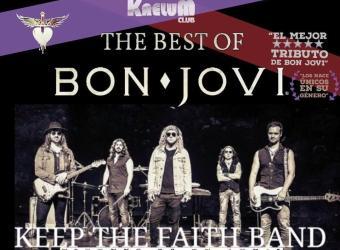 Tributo a Bon Jovi en Kaelum Club