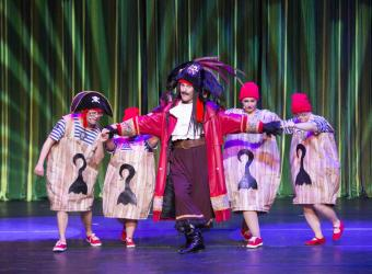 Ocio familiar en Trui Teatre con el musical de 'Peter Pan'