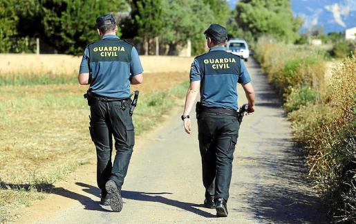 Agentes de la Guardia Civil de Felanitx detuvieron al presunto agresor en octubre de 2018.