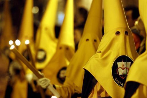 Las procesiones de Semana Santa se viven con fervor en Palma.