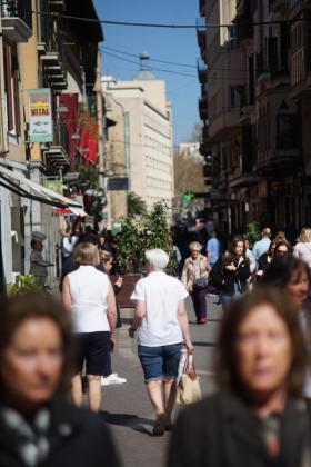 A lo ciudadanos de Baleares no les interesa la política, según el CIS.
