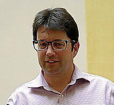 Pep Lluís Pons, candidato de Més en Búger.