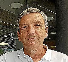 Antoni Cànovas, candidato de la coalición del PI y ON Son Servera