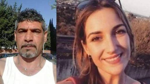 Bernardo Montoya y su víctima, Laura Luelmo.
