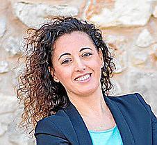 Xisca Mesquida Ordinas, candidata de Ciudadanos en Binissalem.