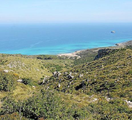 El Parque Natural de Llevant pasará a tener 16.855 hectáreas.