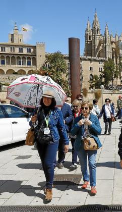 Palma se ha convertido por sí misma en una marca más, de ahí que la ciudad sea uno de los productos turísticos más demandados en Europa por su oferta de alojamientos y de servicios comerciales y complementarios.