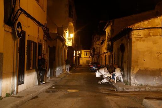 Los acontecimientos tuvieron lugar en la calle Teix, en la barriada La Soledad, en Palma.