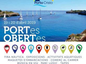 Llega la tercera edición de la feria náutica PORTes OBERTes en el muelle de Porto Cristo