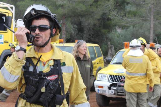 El dispositivo para luchar contra los incendios forestales integrará a 350 personas.