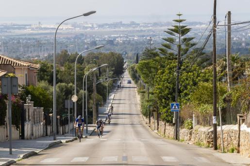 Las diez rutas cicloturísticas tienen distintos niveles de dificultad.