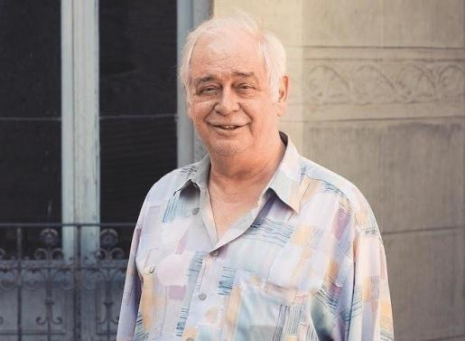 El cineasta y exdirector del Festival de San Sebastián Diego Galán.