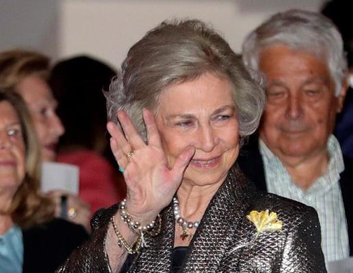 La reina Sofía presidirá la inauguración