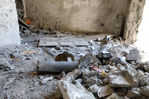 Los combates han producido ya más de 100 víctimas y miles de desplazados.