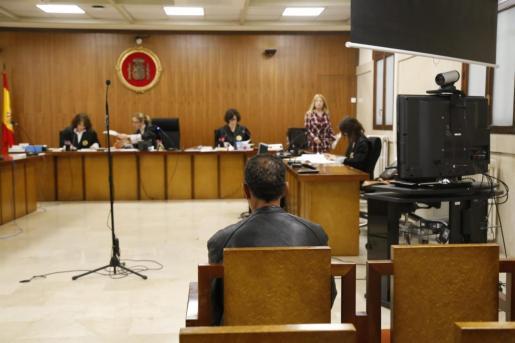 En el juicio el condenado ha manifestado que no recordaba los hechos.