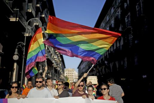 El Día del Orgullo LGTBI en Palma se celebra el 28 de junio.
