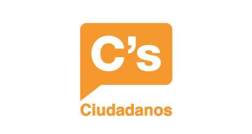 Logo de Ciudadanos.